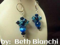 By Beth Bianchi of Bead Rock #beadingbabesofdurham #bethbianchi #beadrock #beadclasses