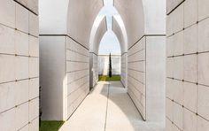 Cemetery Of Dalmine New Pavilion, Dalmine, 2016 - CN10ARCHITETTI