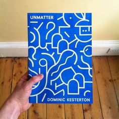 My new comic 'Unmatter' is finished! Debuting it at ELCAF in a couple of weeks.