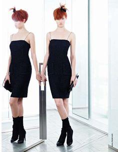 Chanel 2014 ad - Lindsey Wixon