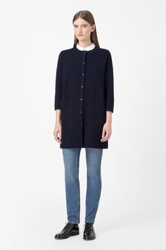 COS | Textured knit cardigan