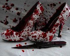 Blood Heels. Wicked!