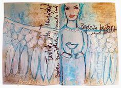 froebelsternchen: Guardian Angel - Schutzengel