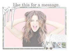 """♬ would you still love me the same? ♡"" by honestlyselena ❤ liked on Polyvore featuring art"
