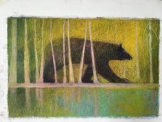 Buy prints, cards, books and original paintings by Catherine Hyde