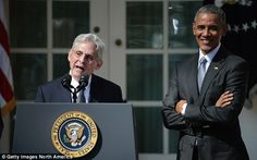 Meet the nominee: Merrick Garland was formally named by President Obama today as the Supreme Court nominee, 16 March 2016
