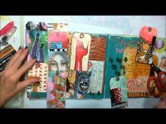 Art Journal Techniques - Tagology Part 2 - Art Geeks