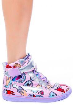 #IronFist #Glamour Guts #Sneaker