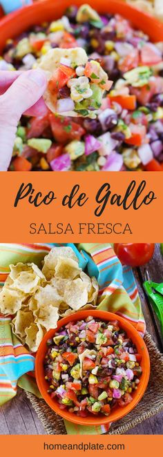 Pico de Gallo - Sals