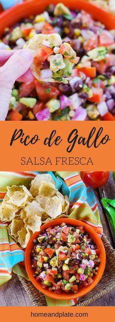 Pico de Gallo - Sals