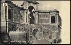 Sardegna DigitalLibrary - Immagini - agliari, facciata della passeggiata S. Remy
