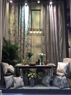 Our Nomad collection is making a grand entrance at Shenzen Hometex 2016  http://www.prestigious.co.uk/collections/nomad