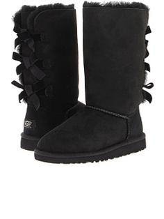 WANT--tall bailey bow uggs--comment if you know anyplace cheaper to buy them than their store--thanks!