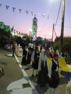 Pytagorion celebration 2016