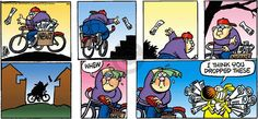 comic strip mother goose and grimm   Mother Goose and Grimm - Newspaper Comics And Cartoons   The ...