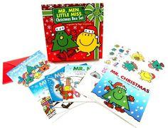 Mr. Men Little Miss Christmas Box Set: Roger Hargreaves: 9780843172089: Books - Amazon.ca