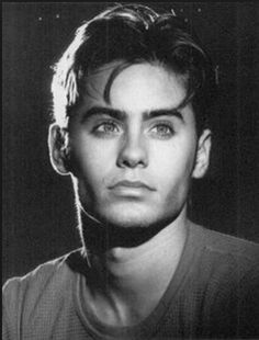 young jared leto <3