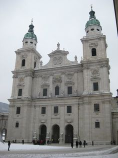 Salzburg Cathedral (Dom) - Salzburg - Reviews of Salzburg Cathedral (Dom) - TripAdvisor