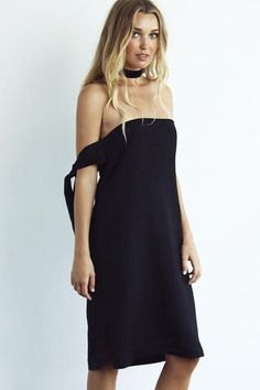 Off Shoulder Tunic - The Freedom State