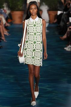 #NYFW - Runway: Tory Burch Spring 2014 Ready-to-Wear Collection #toryburch