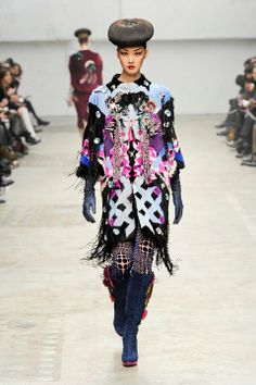 Manish Arora. PFW A/W 11'. Indian Couture.