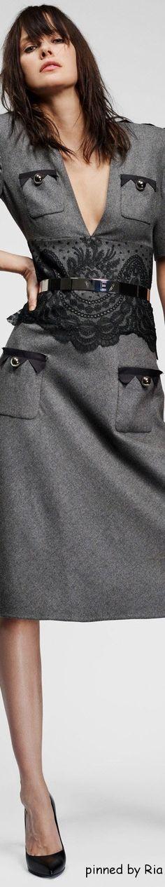 Ronald van der Kemp Spring 2016 Couture l Ria