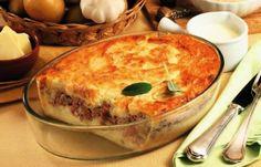 Torta di patate e salsiccia - La ricetta di Buonissimo