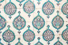 mosaicos Topkapi