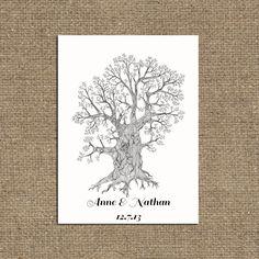 Wedding Guest Book Wedding Guestbook Wedding Guest by KNOTnNEST, $40.00