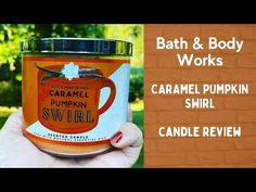 Ashland Candles, Holiday Candles, Bath And Bodyworks, Coffee Cans, Caramel, It Works, Pumpkin, Sticky Toffee, Candy