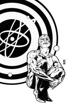 The Atom by Patrick Zircher