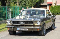 Krzyszof Oprychał  Ford Mustang rocznik 1966