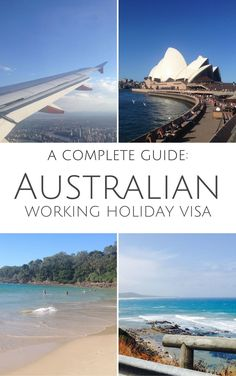 Tips on how to work in Australia on the country's famous working holiday visa!