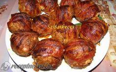 Érdekel a receptje? Kattints a képre! My Recipes, Dinner Recipes, Hungarian Recipes, Hungarian Food, Muffin, Aesthetic Food, Street Food, Poultry, Pork