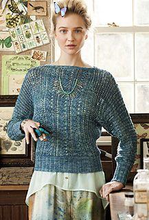 Ravelry: #02 Mesh Sleeve Dolman pattern by Zahra Jade Knott