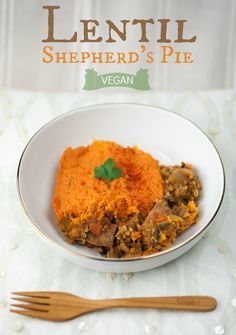 Lentil Shepherd's Pie - Produce On Parade