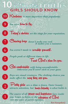 Coming November 2014 for teen & tween girls: Ultimate Truths Girls… Raising Daughters, Raising Girls, Teenage Daughters, Parenting Advice, Kids And Parenting, Parenting Classes, Parenting Styles, Single Parenting, To My Daughter