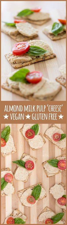 This spreadable vegan cheese is a genius way to use up the pulp left over from…