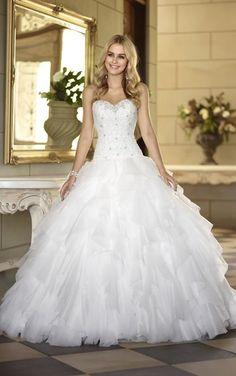 Wedding Dress | Beautiful Wedding Dress | Stella York