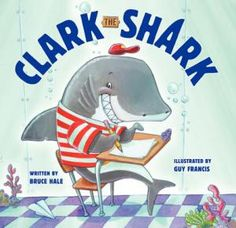 "Read ""Clark the Shark"" by Bruce Hale available from Rakuten Kobo. Clark the Shark is a great read-aloud picture book, with fun rhythm and rhyme, from the ever-popular Bruce Hale and Guy . Clark The Shark, Clarks, Shark Books, Attention Seeking Behavior, Book Baskets, Teaching Social Skills, Shark Week, Book Characters, Read Aloud"