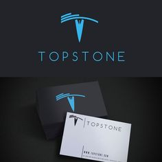 Need a logo for a new metal recycling business by bentosgatos lets create a cool professional financial sector business card for topstone by reheart Gallery