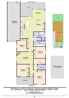 59 National Park Street, Merewether, NSW 2291 - floorplan