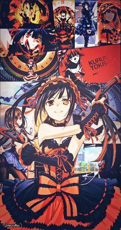 Chica Anime Manga, Anime Neko, Kawaii Anime Girl, Anime Art Girl, Anime Wallpaper Phone, Hd Anime Wallpapers, Date A Live, Monster Musume Manga, League Of Legends Ahri