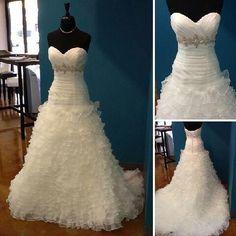 Impressions Bridal Wedding Dress