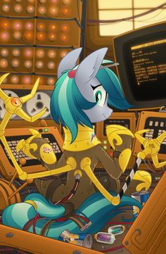 Interface by Equestria-Prevails.deviantart.com on @DeviantArt