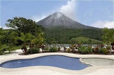 Arenal Kioro Suites & Spa Volcano Pool Costa Rica