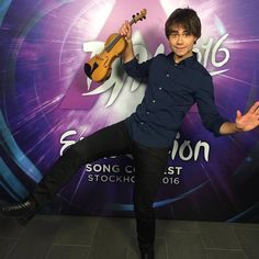 eurovision 2016 sheet music