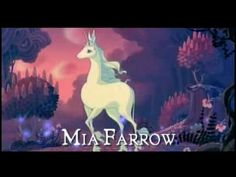 The Last Unicorn -- TRAILER : Something I've been meaning to watch for awhile.