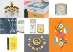 totally in love with the inspiration and the modern interpretation of it-Minoan Spora on Packaging of the World