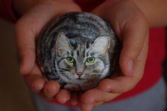 Cat Rock....Rock Cat....